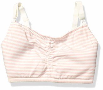 Royce Women's Blossom Candy Stripe Nursing Bra