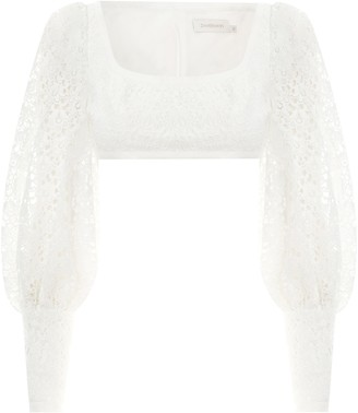 Zimmermann Super Eight Lace Bodice