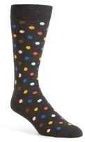 Happy Socks Men's Polka Dot Socks