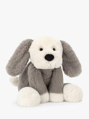 Jellycat Smudge Puppy Soft Toy, Medium