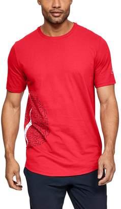 Under Armour Men's UA Baseline Flip Side Short Sleeve T-Shirt