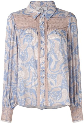 We Are Kindred Sorrento paisley blouse
