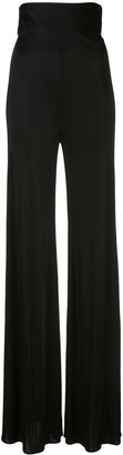 Alexis Camilo high-waisted trousers