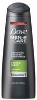 Dove Men+Care Dove® Men+Care® Fresh and Clean 2 in 1 Shampoo and Conditioner - 12 fl oz