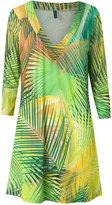 Lygia & Nanny - tropical print tunic - women - Polyamide/Spandex/Elastane - 42