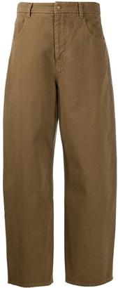 Nili Lotan Wide Leg Trousers