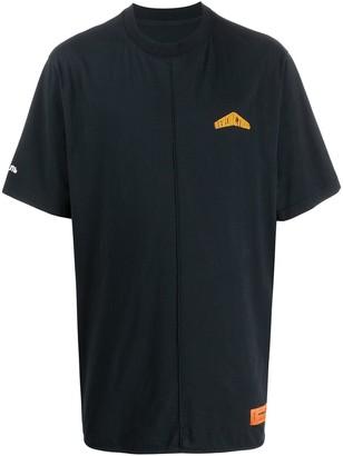 Heron Preston oversized fit logo T-shirt