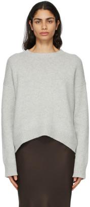 Arch4 Grey Cashmere Knightsbridge Sweater