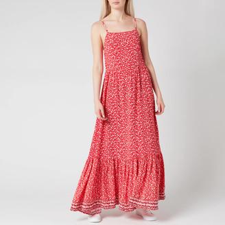 Tommy Jeans Women's TJW Floral Maxi Strap Dress