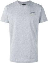 Hackett chest print T-shirt - men - Cotton - L