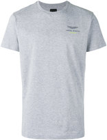 Hackett chest print T-shirt - men - Cotton - M