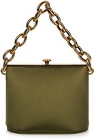 Marni Silk satin shoulder bag