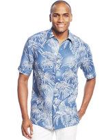 Tasso Elba Zen Resort Printed Shirt