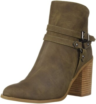 Madden-Girl Women's EVILIN Ankle Boot