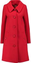 Michael Kors Wool-crepe coat
