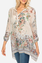 Johnny Was Pacheco Tunic Top