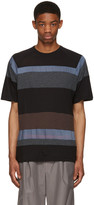 Kolor Multicolor Striped T-shirt