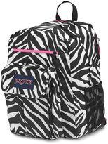 JanSport digital student zebra 15-in. laptop backpack