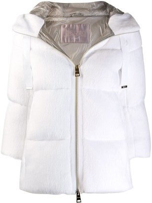 Herno Hooded Padded Jacket