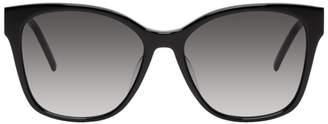 Saint Laurent Black SL M48 Sunglasses
