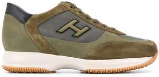 Hogan H logo sneakers
