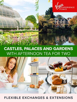 Virgin Experience Days Castle Hotel Escape Collection for Two in a Choice of 6 Locations