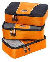 eBags Small Packing Cubes 3pc Set - Tangerine
