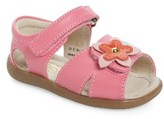 See Kai Run Infant Girl's Avery Sandal