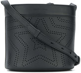 KENDALL + KYLIE Kendall+Kylie star embroidered bucket bag