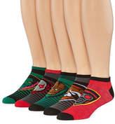 Marvel Guardians of the Galaxy 5-pk. Low Cut Socks