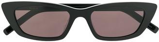 Saint Laurent Retro Slim Mass Sunglasses