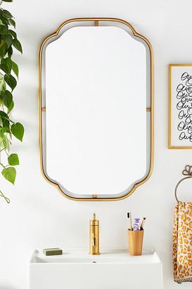 Anthropologie Perla Mirror By in Gold