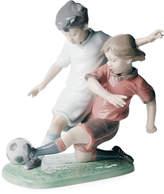 Lladro Collectible Figurine, Fair Play