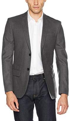 Filippa K Men's M. Rick Cool Wool Jacket Suit (Grey Mel), (Size: 50)