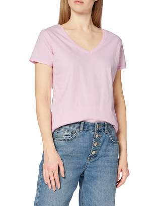 Fruit of the Loom Women's V-Neck Valueweight T-Shirt