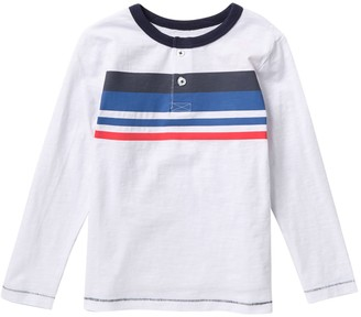 Joe Fresh Long Sleeve T-Shirt (Toddler Boys & Big Boys)