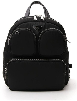 Prada Utility Backpack