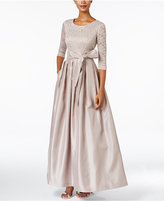 Jessica Howard Lace A-Line Gown