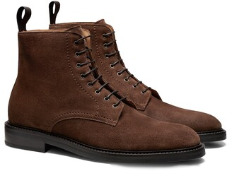 Suitsupply Plain Toe Boot