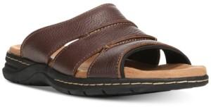 Dr. Scholl's Men's Gordon Leather Slides Men's Shoes