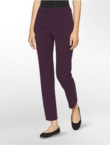 Calvin Klein Luxe Highline Suit Pants