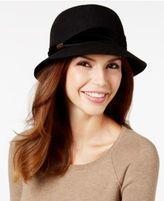 INC International Concepts Velvet-Trim Cloche, Only at Macy's