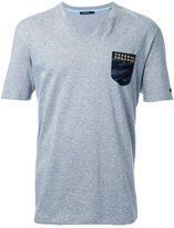 GUILD PRIME chest pocket T-shirt
