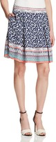 Ella Moss Oceana Printed Skirt