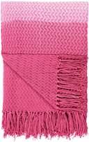 Designers Guild Saraille peony cotton blanket 140x200cm