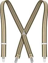 Playshoes Unisex Kids Fully Adjustable Elasticated Striped Suspenders Braces