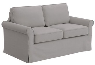 Three Posts Torquay Modern Arm Slipcover Sofa