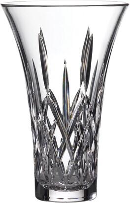 Waterford Lismore Flared Lead Crystal Vase