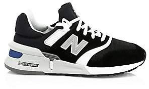 New Balance Men's 997 Sport Nubuck & Mesh Sneakers