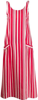 Chinti and Parker Striped Dress